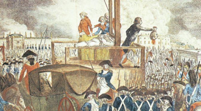Georges Labica: «Robespierre, el vigilante incómodo»