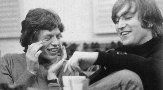 Tariq Ali sobre John Lennon y Mick Jagger