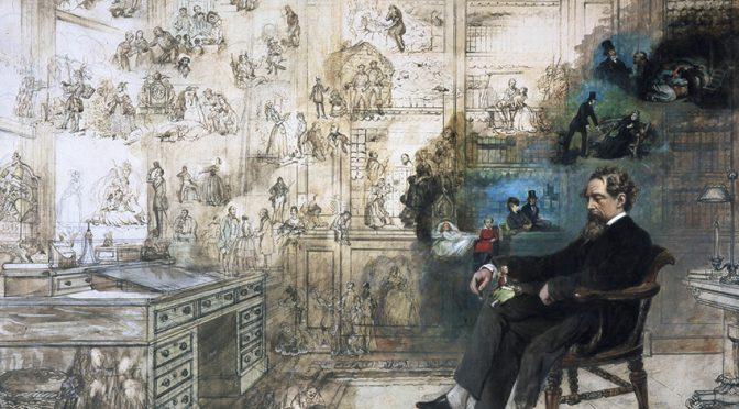 Charles Dickens: «Lo que es la Navidad a medida que avanzamos en los años»