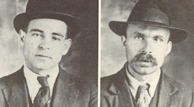 100 años de Sacco y Vanzetti