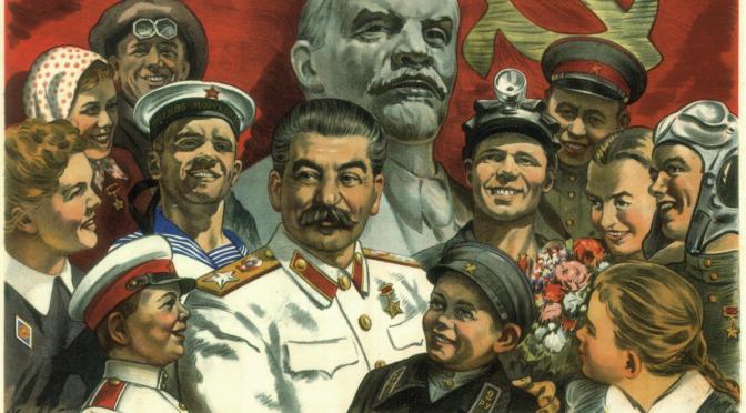 Un relato apologético del estalinismo