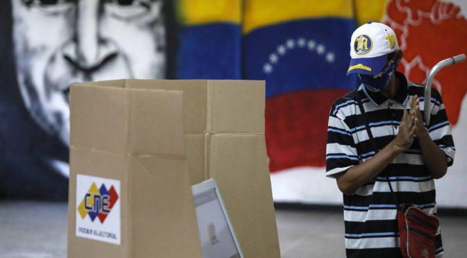 Elecciones parlamentarias en Venezuela: marcadas por la abstención y la intervención imperialista