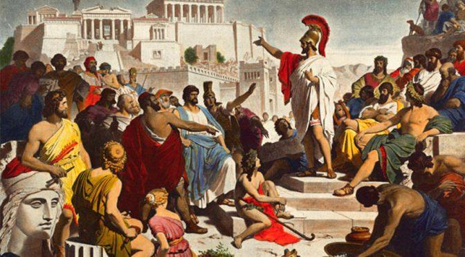 Arthur Rosenberg: «La decadencia de las luchas de clases en Grecia»