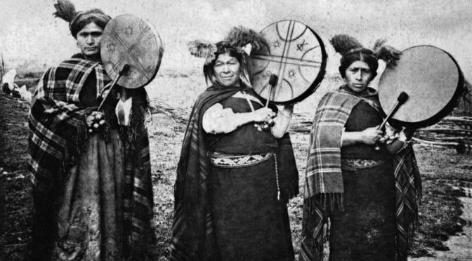 Reseña de la integración pacífica de los mapuches hasta la década de los 60 del siglo XIX
