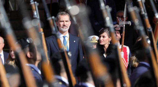 Tendencias golpistas en el Ejército español