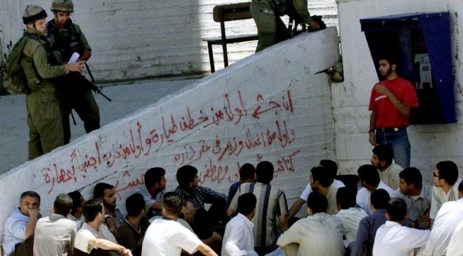 Palestina: la ocupación sin fin