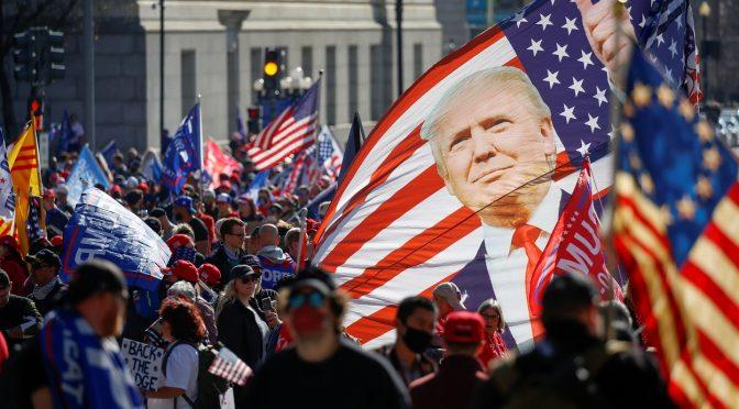 El Mein Kampf de Donald Trump