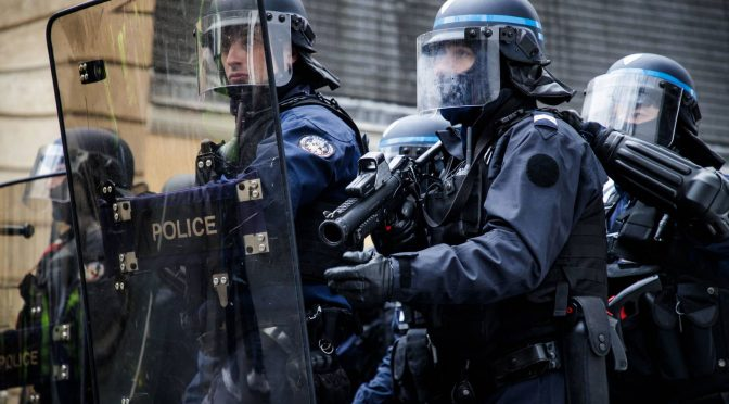 Max Weber, víctima de violencias policiales