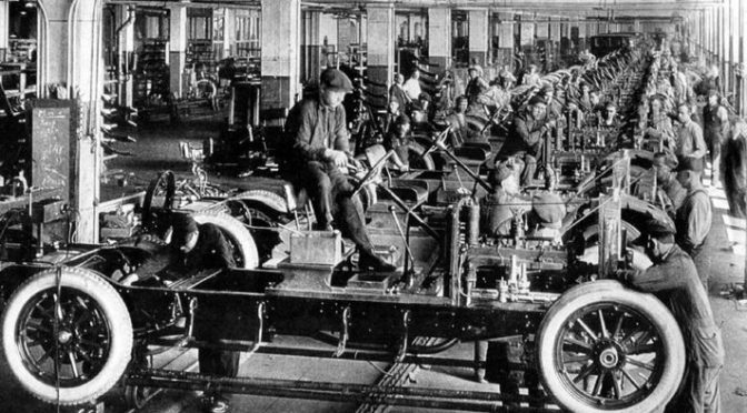 La «aristocracia obrera», una teoría sociológica para dividir a la clase obrera