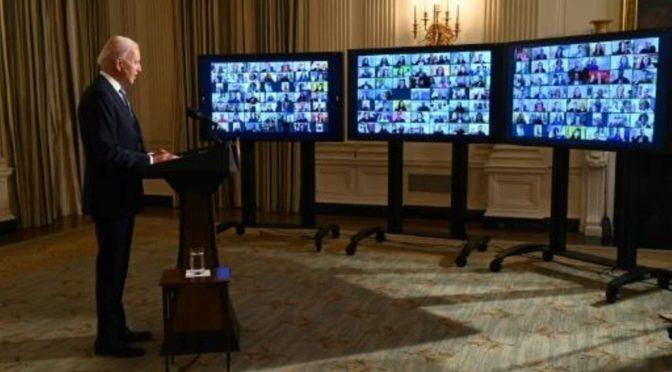 EEUU: Biden al borde de un abismo
