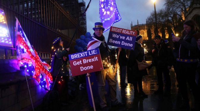 Reino Unido: el acuerdo del Brexit
