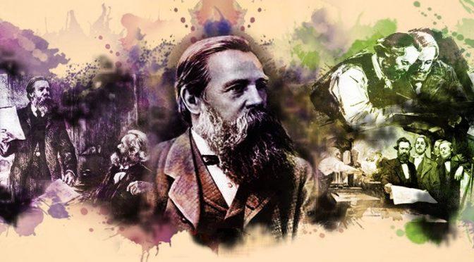 Friedrich Engels y el comunismo primitivo