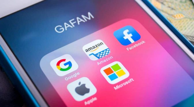 Internet, datos y algoritmos: los GAFAM y el ocaso de la democracia