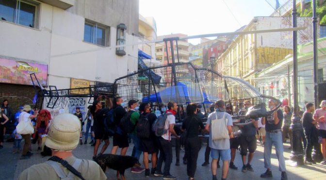 Vuelo de la justicia en Valparaíso: a 24 años de la fuga en helicóptero del FPMR