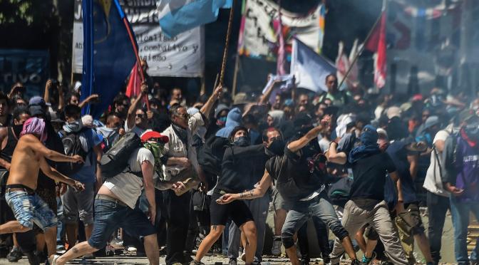 Argentina: las tareas de los activistas y luchadores