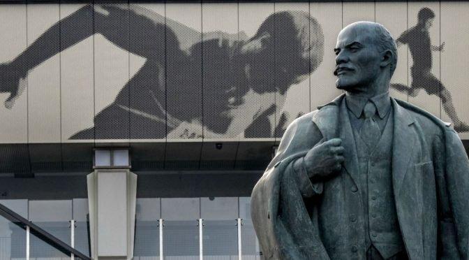 V.I. Lenin: «Ante el 4º aniversario de la Revolución de Octubre»