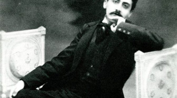 Cuento inédito de Marcel Proust: «La conciencia de amarla»