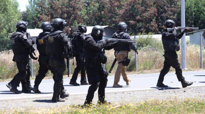 Terrorismo de Estado en Ercilla: el intento de dejar a los victimarios como víctimas