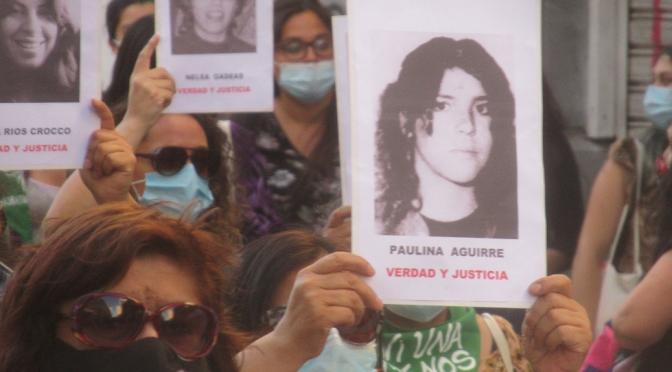 Paulina Aguirre Tobar: una flor roja de resistencia