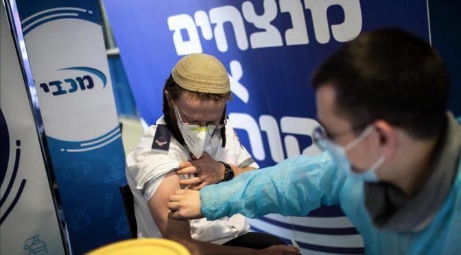Israel niega la vacuna al pueblo palestino