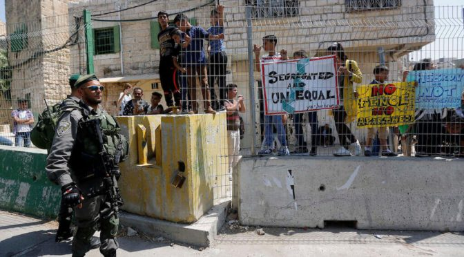 El estado judío supremacista (un comentario sobre la designación de Israel como «régimen de apartheid» de B'Tselem)