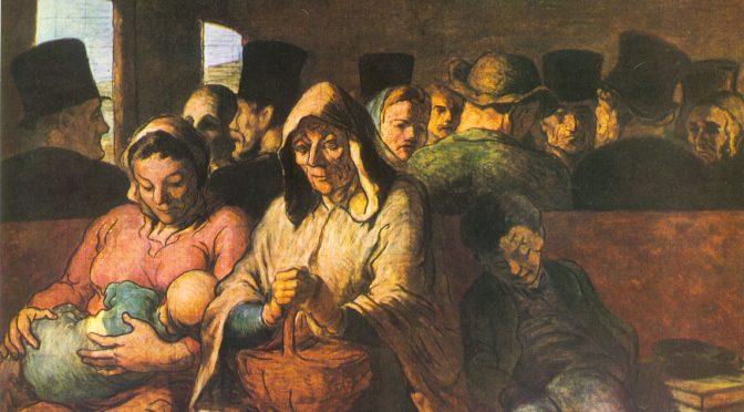 Salario mínimo, trabajar para una eterna vida de miseria
