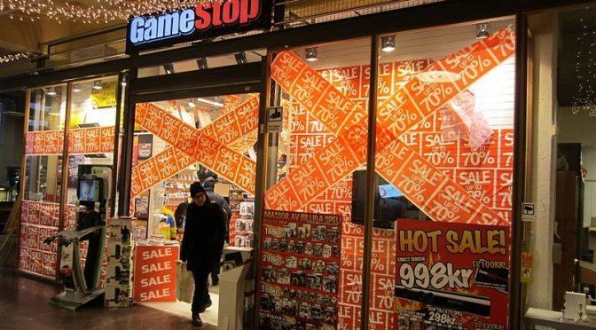 GameStop, capitalismo de casino y caos en Wall Street
