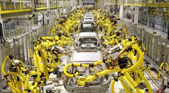 Robotización, productividad y covid-19