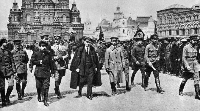 Bujarín y Preobrazhenski: «Nuestro programa»