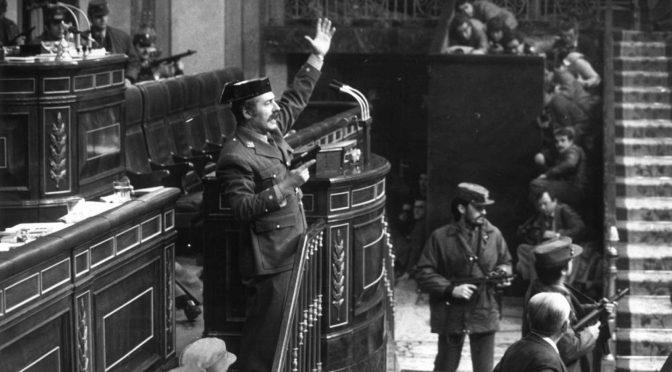España a 40 años del  golpe de Tejero: el miedo a la respuesta popular derrotó la intentona