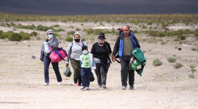La ruta del tráfico de migrantes hacia Chile: 5.000 kilómetros entre coyotes