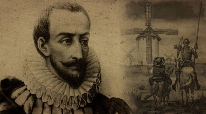 Miguel de Cervantes, áspera juventud y ardua existencia