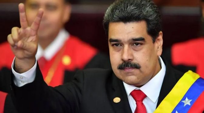 Ante las amenazas del presidente Maduro: ¡La división es de clases!