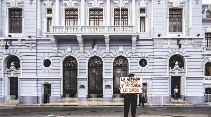 Niza Solari: «La Armada torturó y mi cuerpo lo sabe»