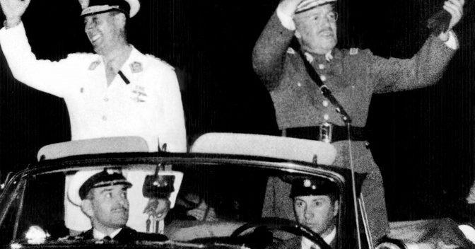 Infame historia del fascismo chileno: «El complot de las Patitas de Chancho»