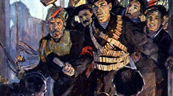 Lenin: «La democracia burguesa y la dictadura del proletariado»
