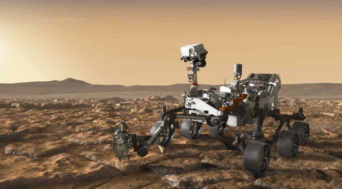 El róver en Marte y la catástrofe del COVID: posibilidades científicas vs. realidad capitalista