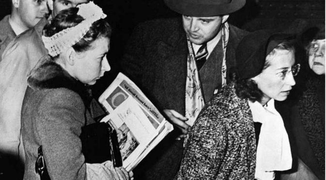 Sylvia Ageloff y el asesinato de León Trotsky