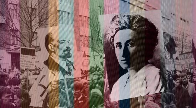 150 años del natalicio de Rosa de Luxemburgo