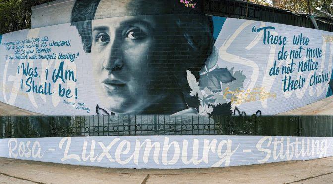 Rosa de Luxemburgo: «El voto femenino y la lucha de clases»