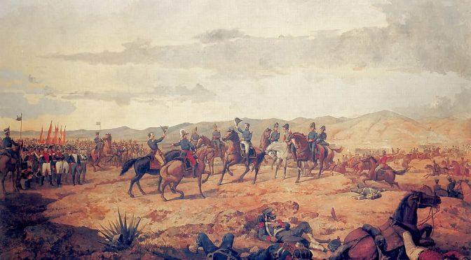 Las guerras de independencia en Sudamérica (Parte I)