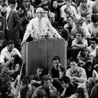 Herbert Marcuse y las revueltas estudiantiles de 1968: una conferencia inédita