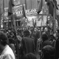 Conmovedor hallazgo fotográfico de la Unidad Popular: el MAPU en Valparaíso
