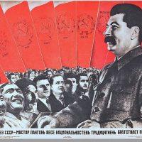 Del partido único al estalinismo