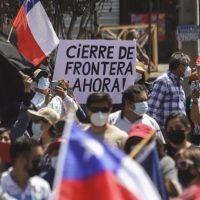 Marcha antimigrantes en Iquique: ¿el momento fascista?